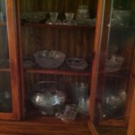 Hutch-with-glassware-and-punch-bowl-set